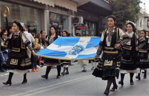 Η Εθνική Επέτειος του «ΟΧΙ» στο Δήμο Κρωπίας 2018