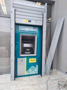 Τοποθετήθηκαν τα μηχανήματα ΑΤΜ στην Αγία Μαρίνα Δήμου Κρωπίας για την εξυπηρέτηση των πολιτών