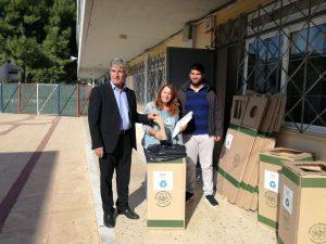 Ξεκίνησε ο Σχολικός Μαραθώνιος «Ανακυκλώνουμε γιατί Μετράει» στο Δήμο Κρωπίας