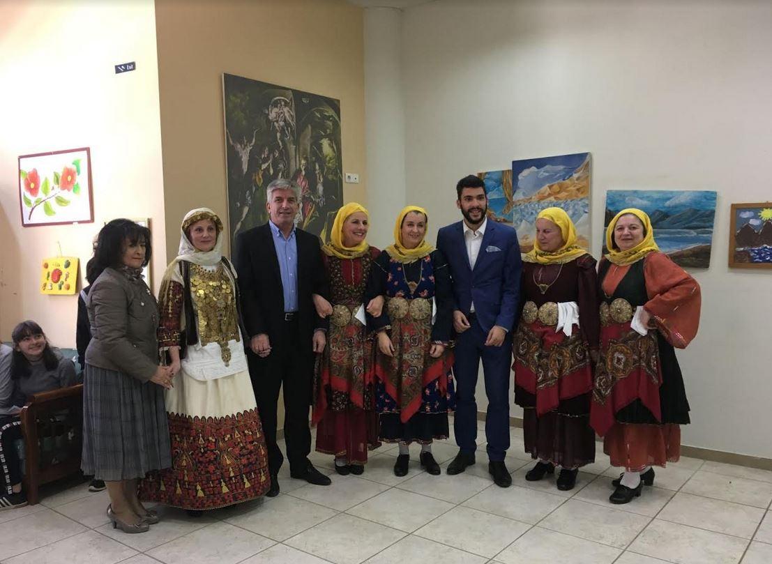 Μια ξεχωριστή εκδήλωση στο ΚΗΦΗ Δήμου Κρωπίας αφιερωμένη στην Ελληνική και Μεσογείτικη παραδοσιακή φορεσιά