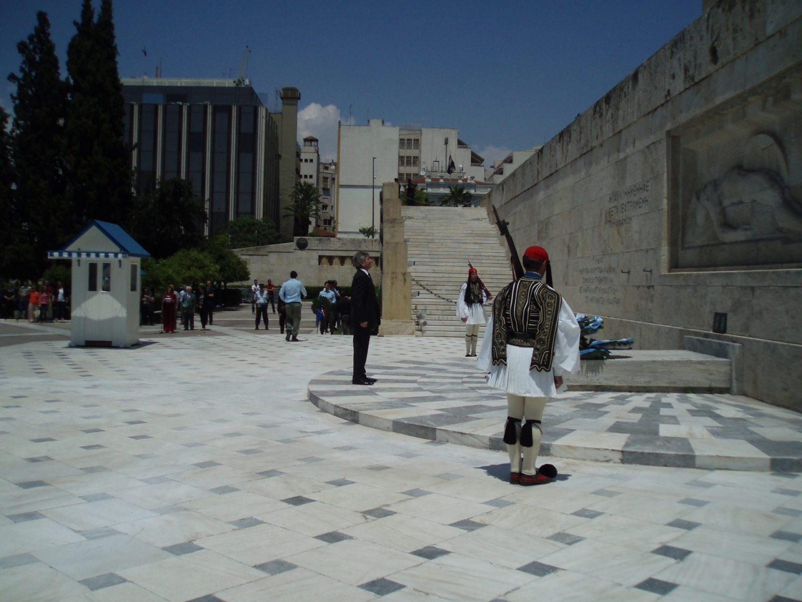 ΔΗΛΩΣΗ Δημάρχου Κρωπίας, Δημητρίου Κιούση Ημέρα Μνήμης για τον Ποντιακό Ελληνισμό.