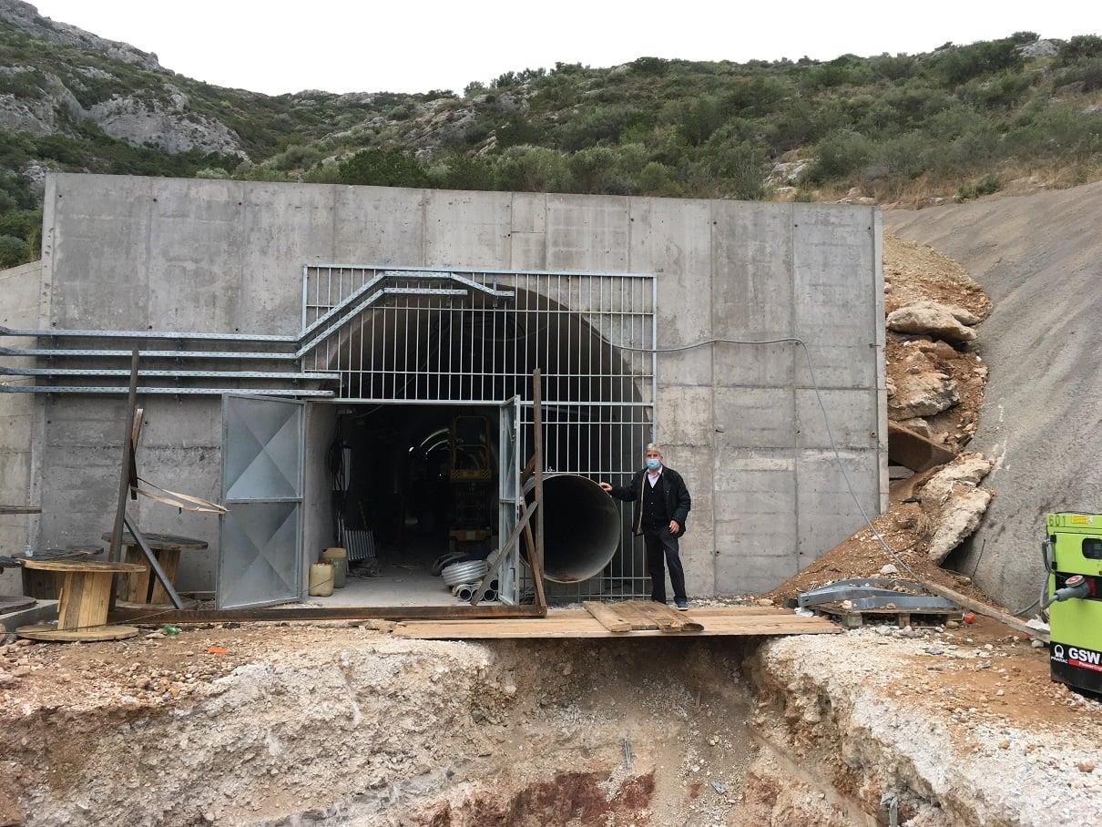 Ενημέρωση πολιτών για τα έργα Αποχέτευση Ακαθάρτων του Δήμου Κρωπίας