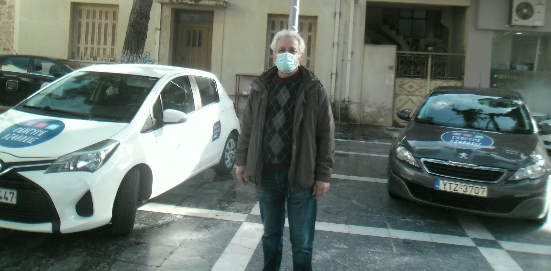Ίδρυση ΚΕΠ Υγείας (Κέντρο Πρόληψης για την Υγεία) στο Δήμο Κρωπίας με την υποστήριξη του Ελληνικού Διαδημοτικού Δικτύου Υγιών Πόλεων