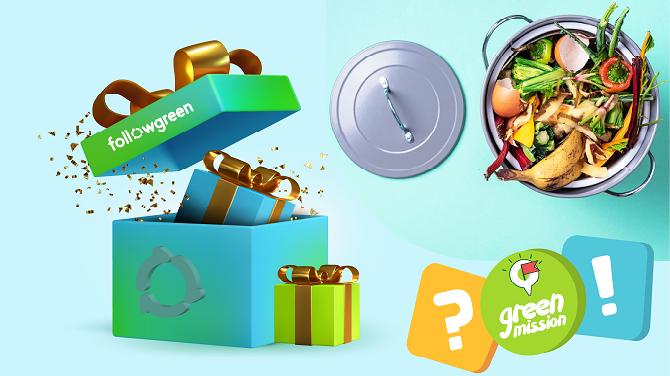 Δελτίο Τύπου «Πράσινες Αποστολές – Green Missions» – Μαθαίνουμε να ανακυκλώνουμε σωστά & Κερδίζουμε δώρα!
