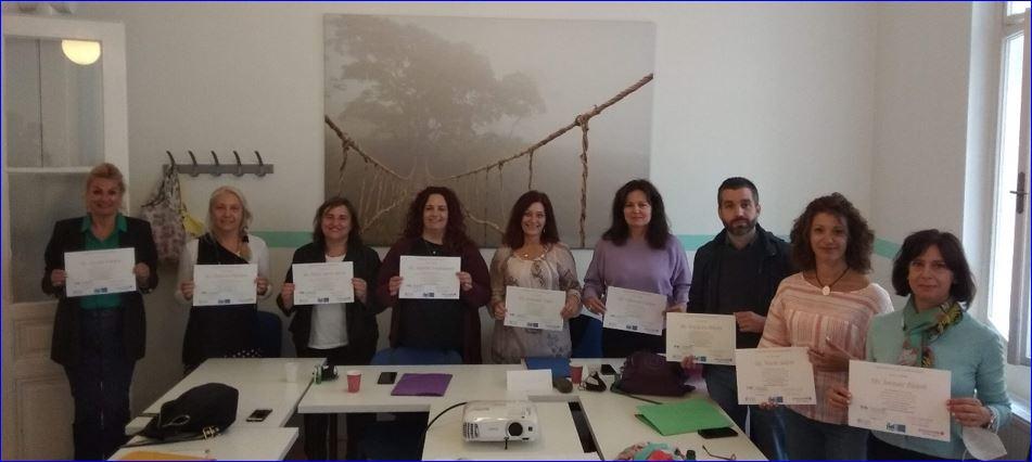 Το 2οΓυμνάσιο Κορωπίου, στα πλαίσια του ευρωπαϊκού προγράμματος ERASMUS+ KA1: Μετακίνηση εκπαιδευτικών για επιμορφωτικούς λόγους , πήρε μέρος στο πρόγραμμα «Σχολείο στην Ευρώπη» με τίτλο σεμιναρίου παρακολούθησης : «Επιτυχής αντιμετώπιση της πολιτισμικής και γλωσσικής διαφορετικότητας στην τάξη», σε 23 ώρες διδασκαλίας (5 ημέρες κατάρτισης) 23-27/08/21 . Πόλη υποδοχής η Βιέννη.